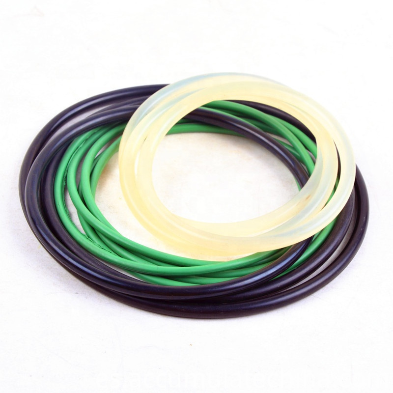 Custom Silicone Nbr Epdm Sealing Ring Rubber O Rings