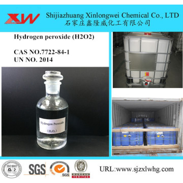 hydrogen peroxide for mining use