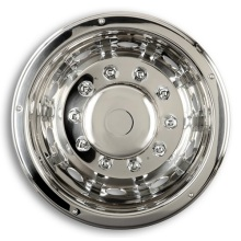 Auto Stainless Steel Wheel Hub Caps
