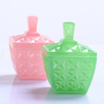 Wholesale Square Color Candy Jar