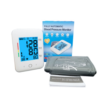 Wearable Digital Upper Arm Blood Pressure Monitor Bluetooth