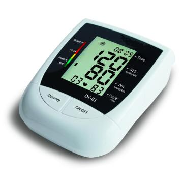 Upper Arm Medical Electronic Blood Pressure Monitor