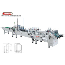 Hot sale reasonable price for Folder gluer,Folder gluer direct from China Manufacturer Automatic Folder Gluer with Pre Folding Section supply to Greenland Wholesale