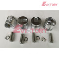 MITSUBISHI engine parts piston S4S piston ring