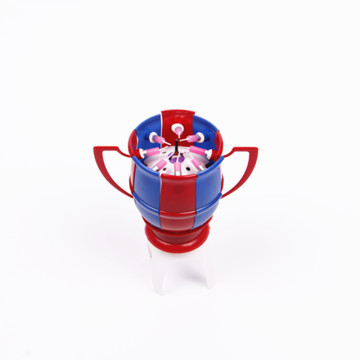 Musical Trophy Birthday Candle