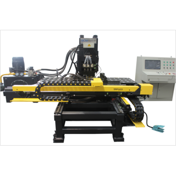 Hydraulic Punching and Marking Machine for Plates