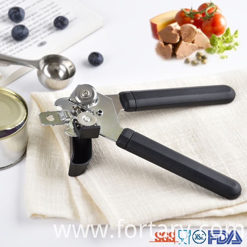 Pastic Handle Tin Opener