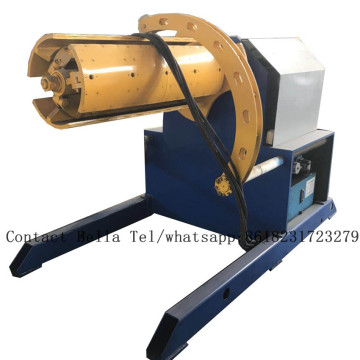 Hydraulic automatic rolling machine