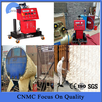 Polyurethane+Pu+Spray+Insulation+Foaming+Machine