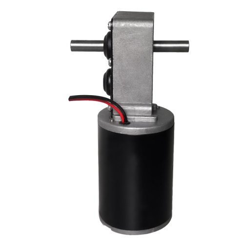 DC Square Gear Motor for Door