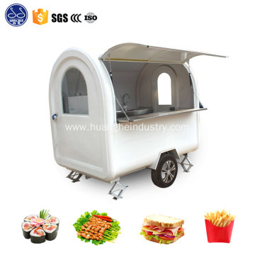 buy brand new food truck