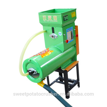 potato arrowroot cassava starch making machine