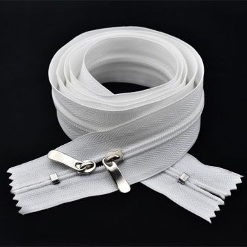 Cheap tight 11inch clothing zippers for sale