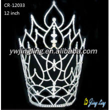 12 Inch Large Custom Pageant Crowns For Sale
