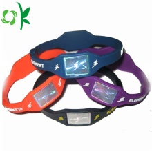 OEM for Silicone Energy Bracelet Silicone Power Balance Ion Magnetic Wristband Energy Bands supply to Poland Suppliers
