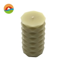 Scented Pillar Candle for Wedding Decoration