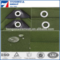 Canvas Tarpaulins Tent Fabric With Aluminium Grommets