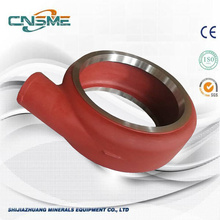8/6E-AH Slurry Pump Volute Liner
