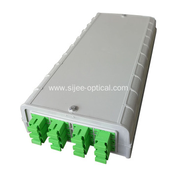 High Definition for Optical Fiber Terminal Box FTTH Fiber Optic Termination Box 12 Ports export to Norfolk Island Manufacturer
