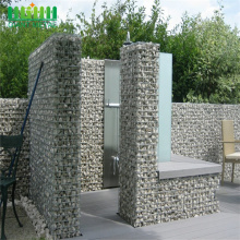 Rust-Proof Galfan Wire Welded Gabion Basket Stones