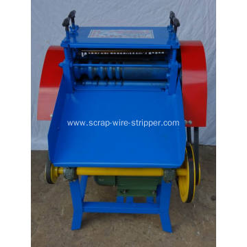 wire cutting stripping machine
