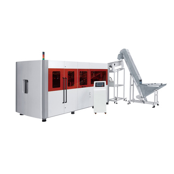 Full Electric PET Stretch Blow Molding Machine