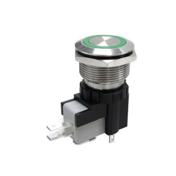 Electrical Waterproof Heavy Duty Push Button Switch