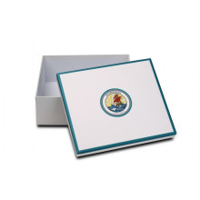 20 Years manufacturer for  Simple White Empty Gift Boxes With Logo Printing export to Burundi Suppliers