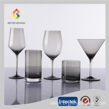 High Quality for Beer Glasses Clear crystal glass red wine goblet cup export to Yugoslavia Manufacturers