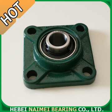 Flanged pillow block bearing UCF204