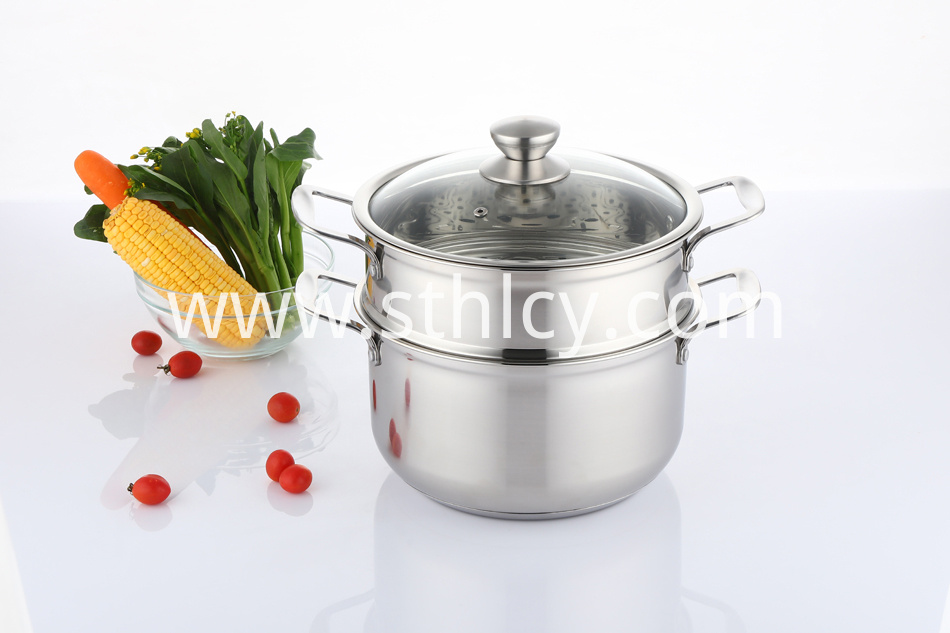 Steamer Pot For Camping