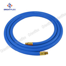 Rubber flexible oxygen acetylene gas welding hose