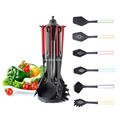 Nylon kitchen utensil cooking tool set