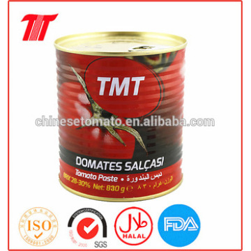 Tomato Paste Packing in Tinned
