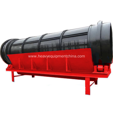 Placer Gold Washing Machine Alluvial Gold Washing Equipment