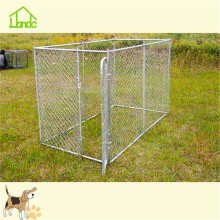 Eco-friendly galvanized chain link kennel for large dogs