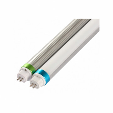 154lm / w 18W T6 LED Lampu Tube