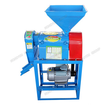 Paddy Pounder Rice Polishing Mill Machine