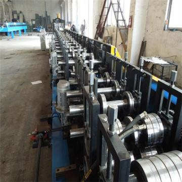 Steel Cable Tray Making Roll Forming Machine