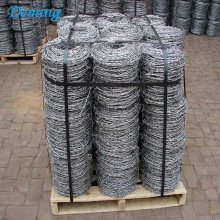 China OEM for Razor Wire Hot Sales Hot Dip Galvanized Barbed Wire supply to Ecuador Manufacturers