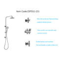 Hot Sales Chrome Plating Shower Column Set