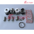 ISUZU engine parts piston 4BC2 piston ring