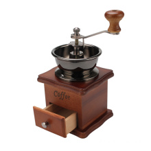 Wooden Manual Coffee Grinder