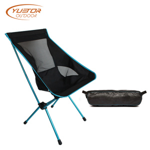 High Back Camp Lounge Chairs With Headrest