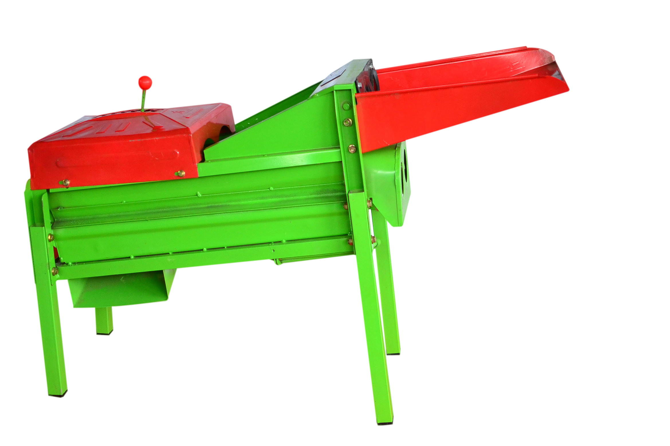 double stick corn thresher