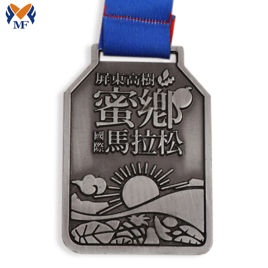 Running Finisher Metal Medals
