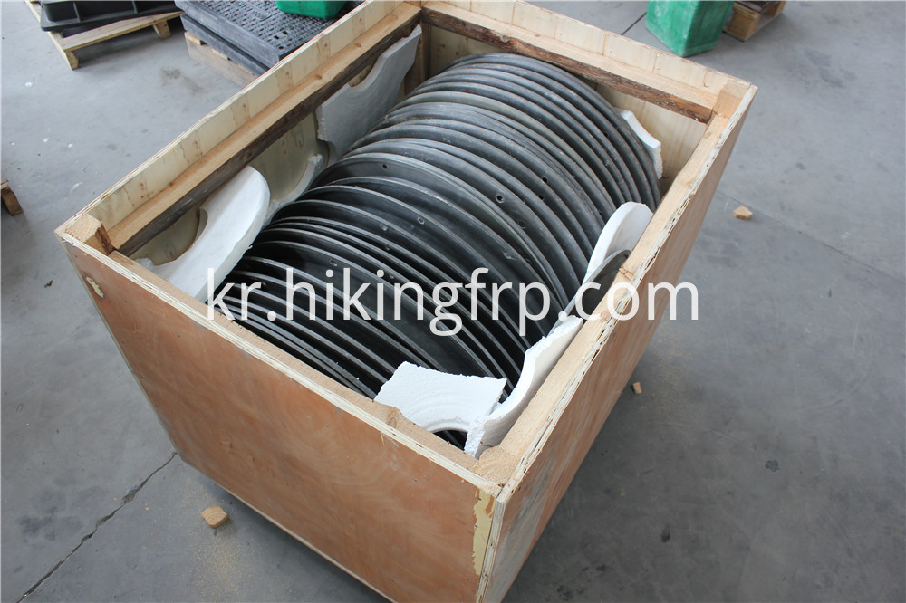 Fiberglass Manhole Cover With Frame