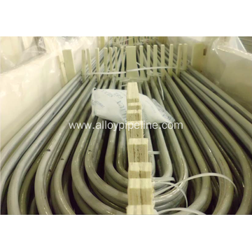 TP304L 1.4306 Heat Exchanger U Bend Tube