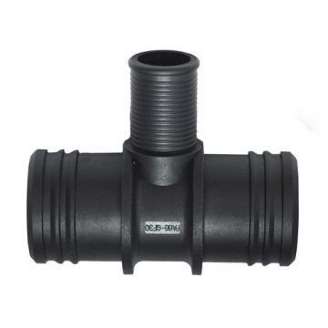 Hose Connector 3 ways - T4 ID35-20-35