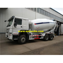 HOWO 10000 Litres Beton Transport Vehicles